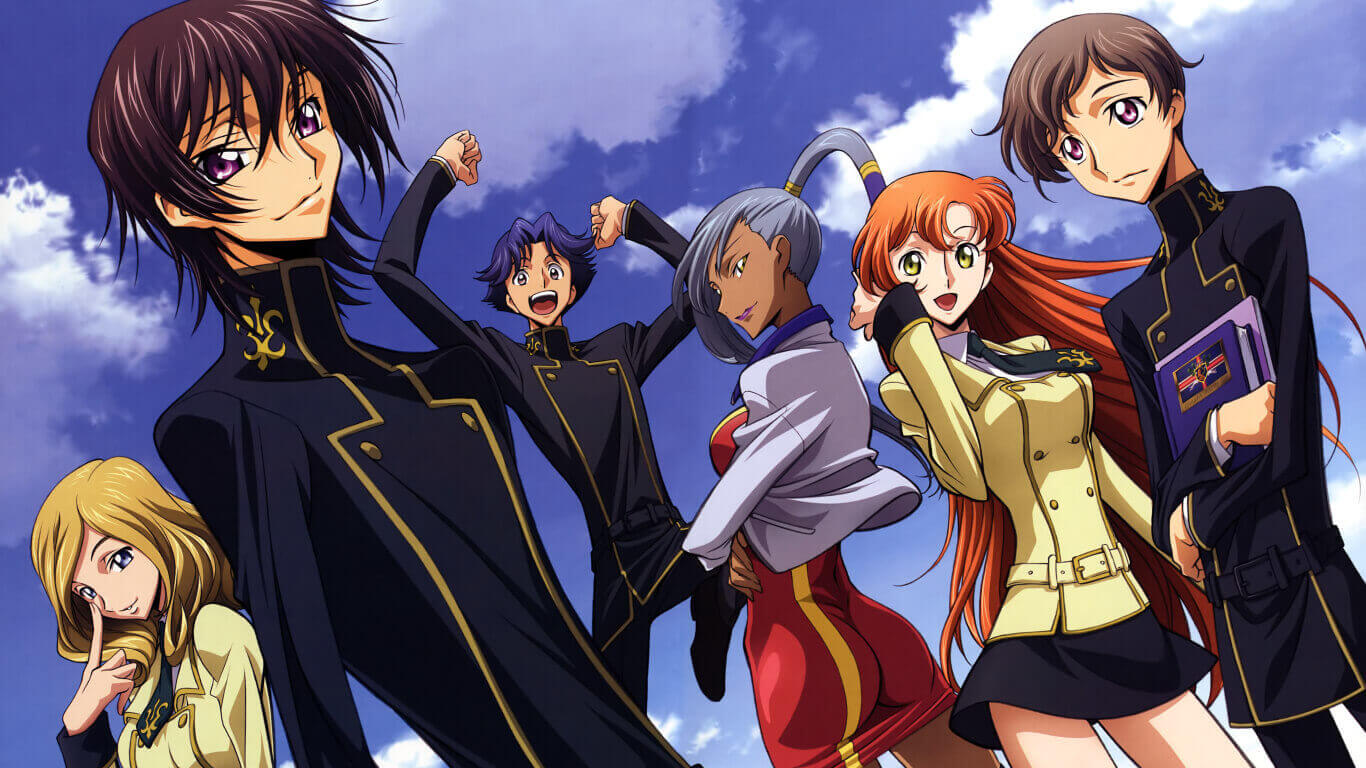 Code Geass BD Subtitle Indonesia Batch
