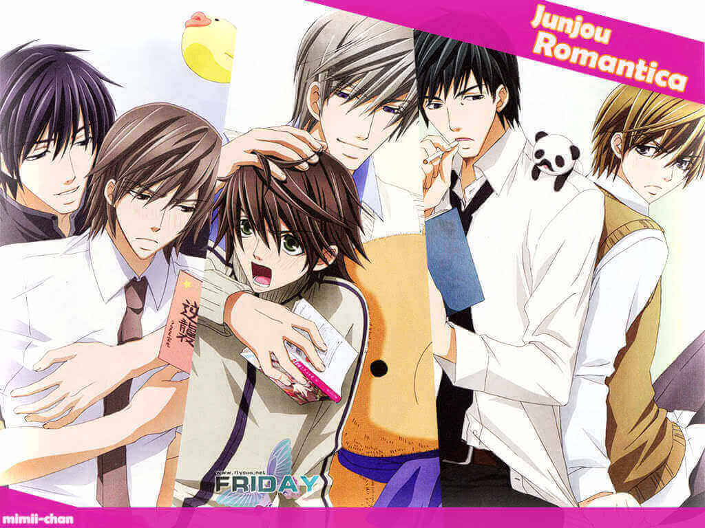 Junjou Romantica (S3) Subtitle Indonesia Batch