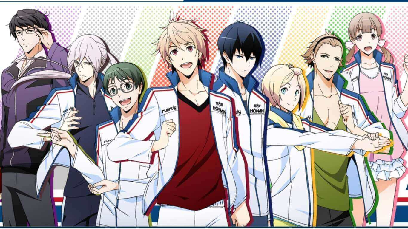 Prince of Stride Subtitle Indonesia Batch