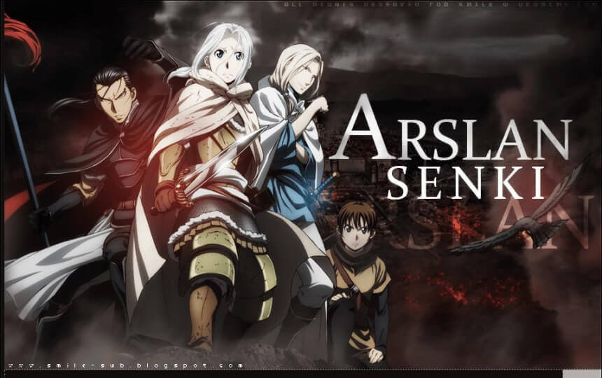 Arslan Senki (S2) Subtitle Indonesia Batch
