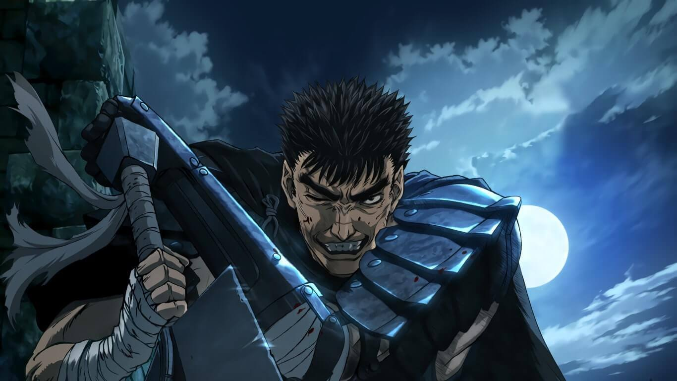 Berserk (S1) Subtitle Indonesia Batch