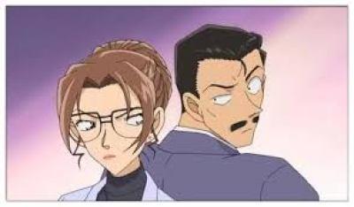 毛利小五郎と妃英理