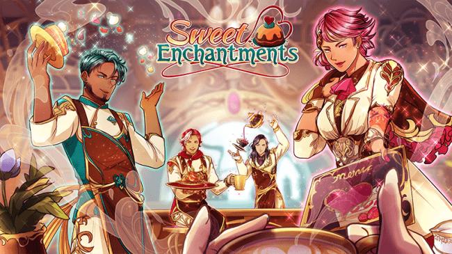 ボルテージエンターテイメントがお届けする読み物アプリ「Lovestruck」 に、新作ストーリー登場!「Sweet Enchantments」配信開始