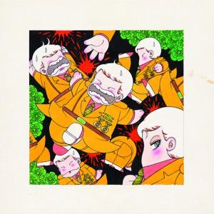 「パタリロ!」花とゆめCOMICS 第38巻 カバー用イラスト