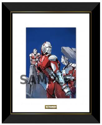 『SSSS.GRIDMAN』、『ULTRAMAN』特撮専門誌「宇宙船」用描き下ろしイラストを複製アートで販売【2019年12月13日(金)17時より販売開始】