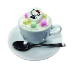 ハローキティのマシュマロコーヒー ¥800