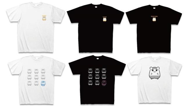 Tシャツ/各3,000円