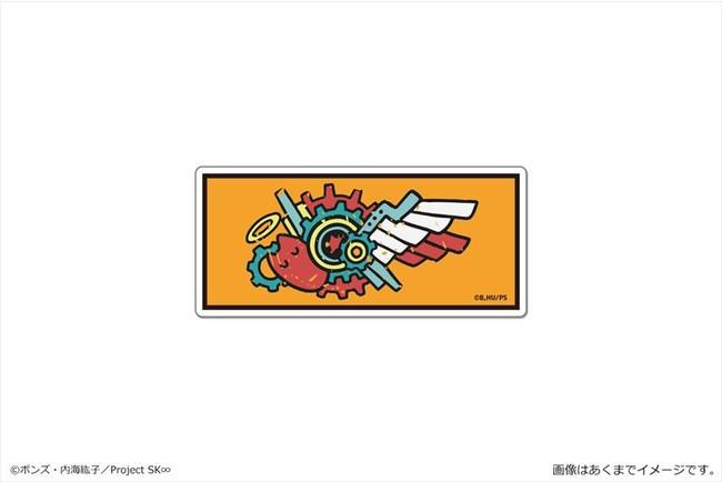 <カナリアより、「SK∞ エスケーエイト」 ぺたまにあ M レキ 他10種が新発売>5月10日よりキャラデパにて予約販売開始!