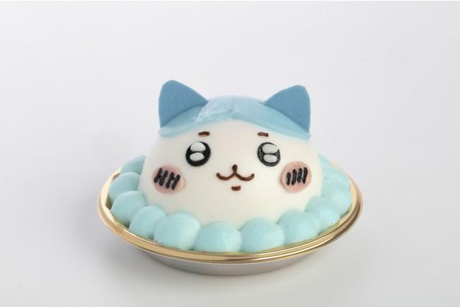 ケーキ(ハチワレ)