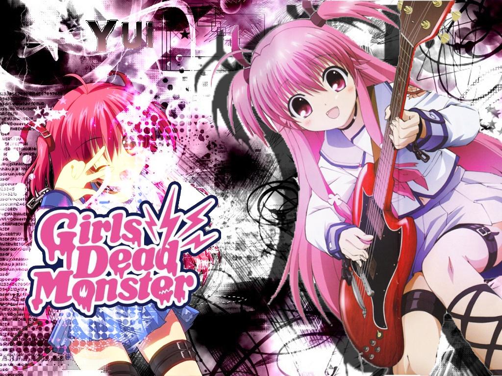 Kumpulan Lagu Girl Dead MonsterGirlDeMo Dari Angel Beats Edisi Nostalgia Mp3 Download