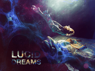 ilustrasi lucid dream