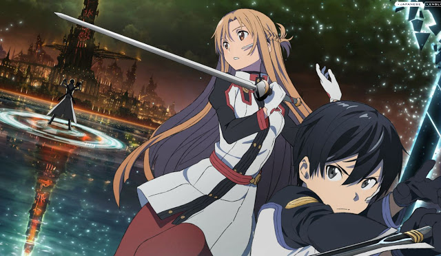 Ending SAO Movie Ordinal Scale [Catch the Moment]