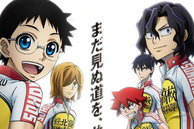 Yowamushi no Pedal New Generation Opening & Ending Download