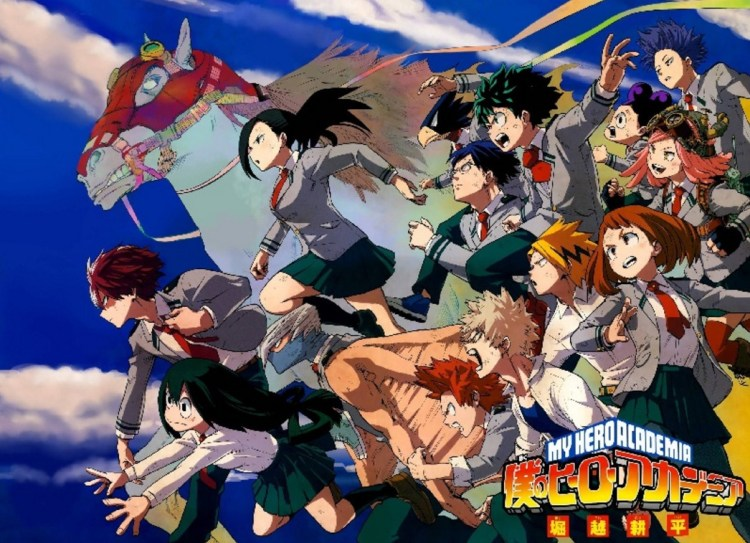 download ost boku no hero academia season 2