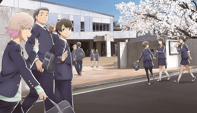 Download Ost Tsuki ga Kirei