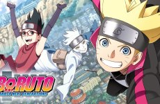 Download Ost Boruto: Naruto Next generasi