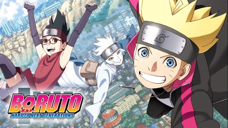 Download ost Boruto: Naruto Next Generations