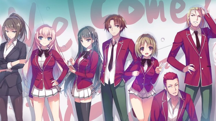 Download Opening Ending Youkoso Jitsuryoku Shijou Shugi no Kyoushitsu e