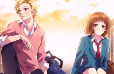 Anime Ost: Download Opening Ending Itsudatte Bokura no Koi wa 10 cm Datta. [Completed]
