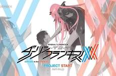 Anime Ost: Download Opening Ending Darling in the FranXX