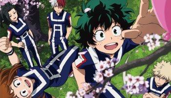 Anime Ost Download Opening Ending Boku No Hero Academia Season 3 Completed