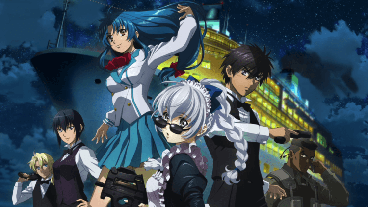 Anime Ost: Download Opening Ending Full Metal Panic! Invisible Victory