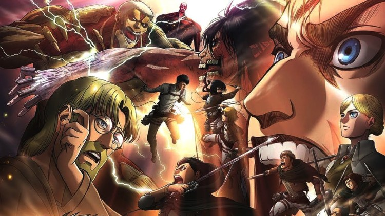 Anime Ost: Download Opening Ending Shingeki no Kyojin Season 3