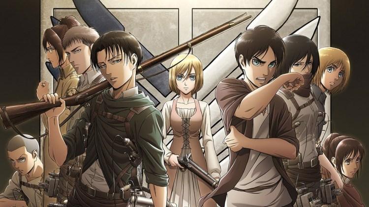 Anime Ost Download Opening Ending Shingeki No Kyojin Season 3