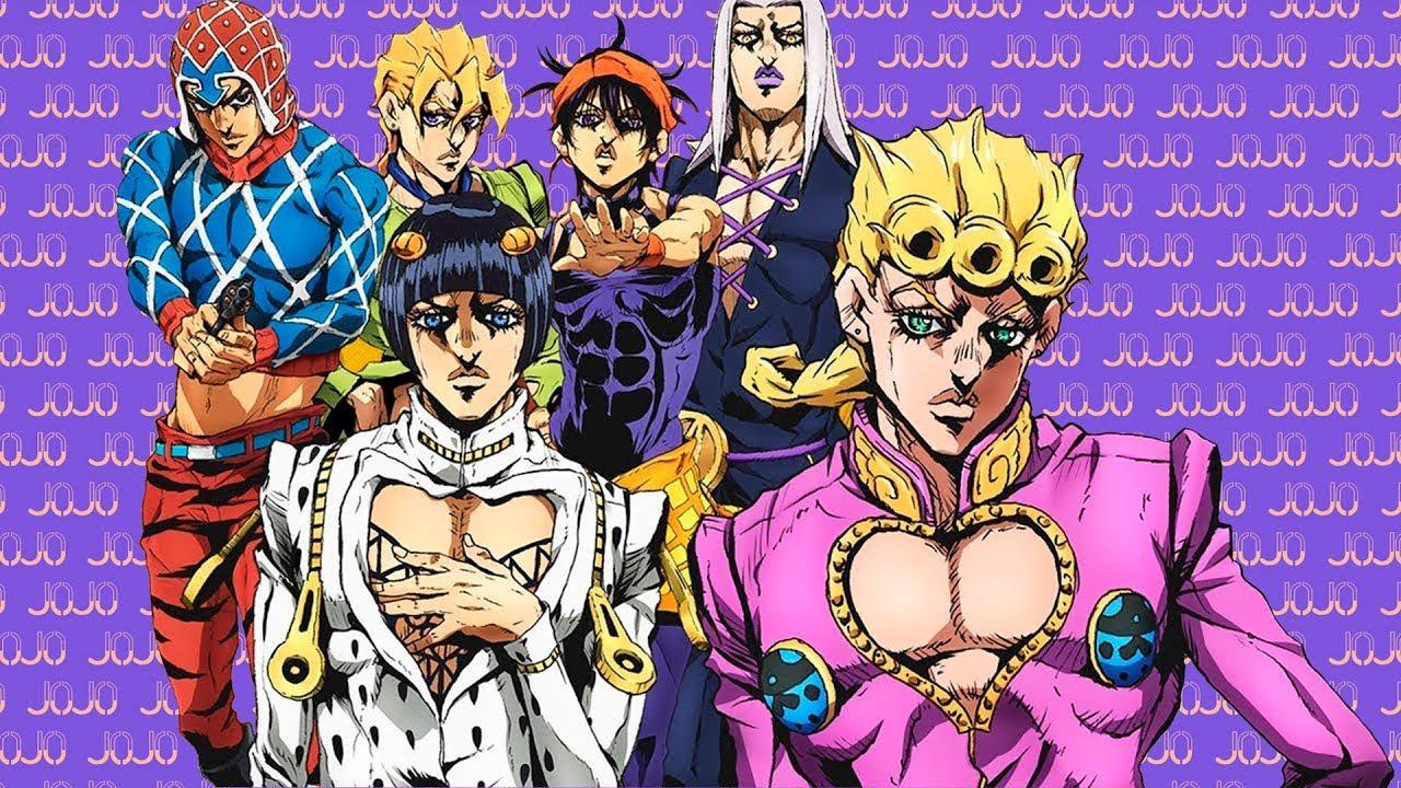 Anime Ost Download Opening Ending JoJo No Kimyou Na Bouken Ougon Kaze Completed