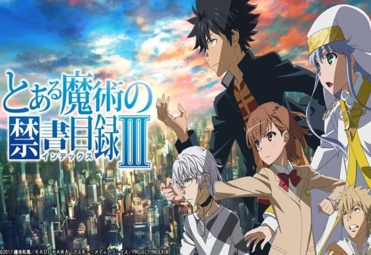 Anime Ost: Download Opening Ending Toaru Majutsu no Index III