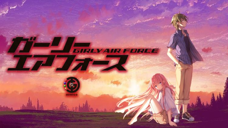 Anime Ost: Download Opening Ending Girly Air Force