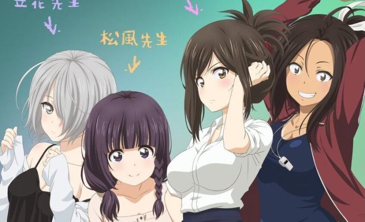 Anime Ost: Download Opening Ending Nande Koko ni Sensei ga!?