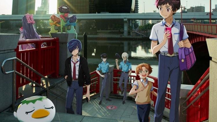 Anime Ost: Download Opening Ending Sarazanmai