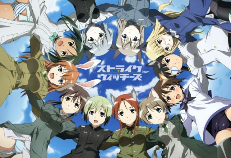 Anime Ost: Download Opening Ending Strike Witches: 501 Butai Hasshin Shimasu!