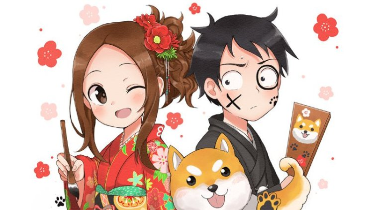 Anime Ost: Download Opening Ending Karakai Jouzu no Takagi-san Season 2
