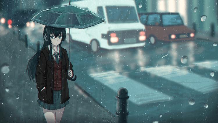 Dancing Rain Album