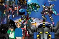 Transformers Galaxy Force Opening 1 (Call You.. Kimi to Boku no Mirai - Shinji Kakijima)
