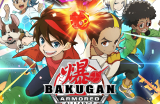 Anime Ost: Download Opening Ending Bakugan: Armored Alliance