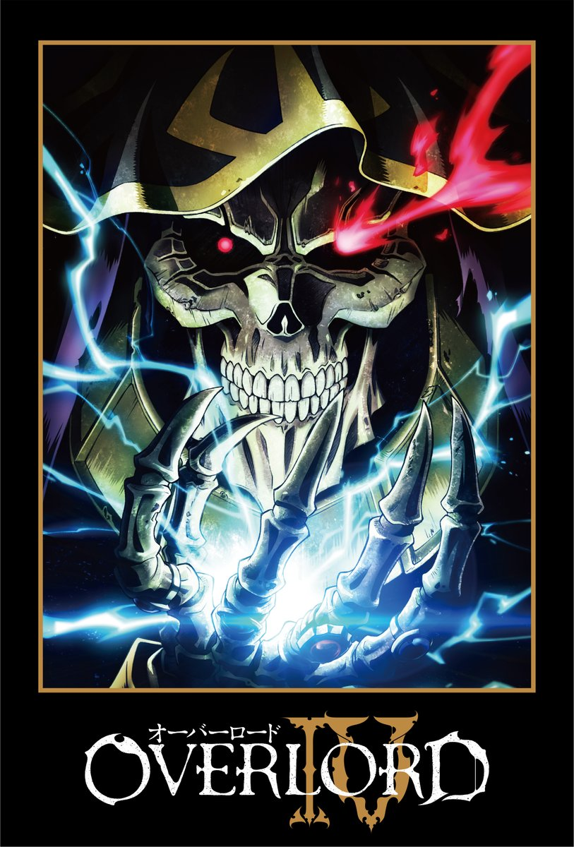 Overlord Season 4 and movie announced