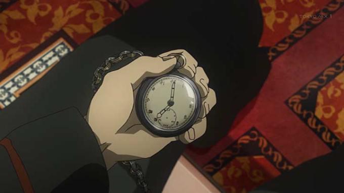 幼女戦記 懐中時計