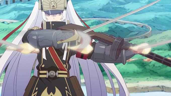 Re:CREATORS 軍服の姫君