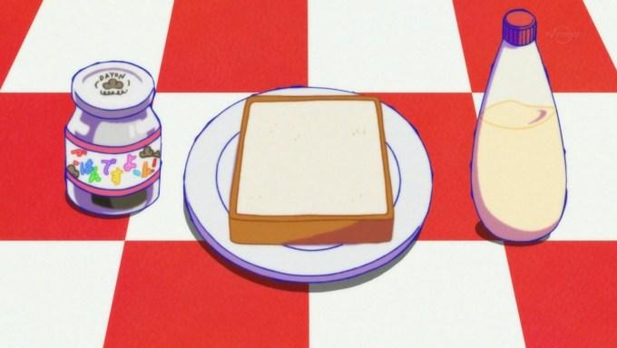 おそ松さん 2期 食パン