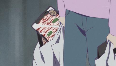 おそ松さん 2期 チョロ松 買い物 肉