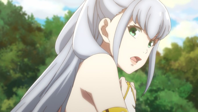 LOST SONG フィーニス 緑の瞳