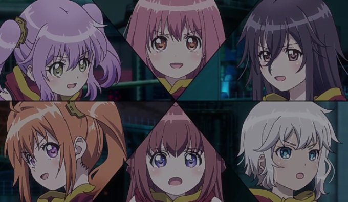 RELEASE THE SPYCE 12話 テレジア