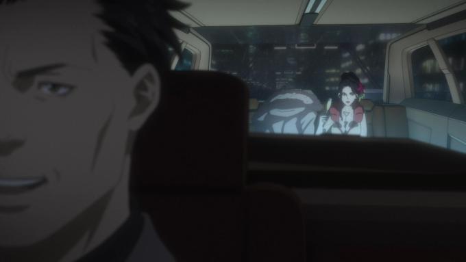 『サイコパス3』、第6話、梓澤と裁園寺