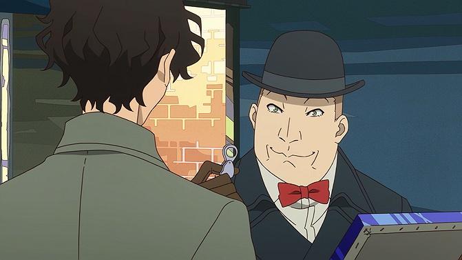 『グレプリ』、第12話、コールマン