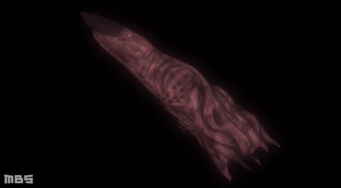 呪術廻戦 1話 両面宿儺の指