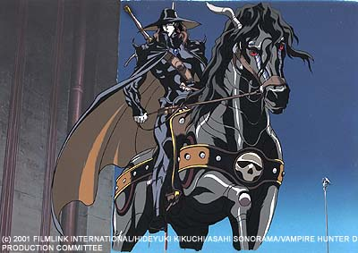 Vampires and Saddles