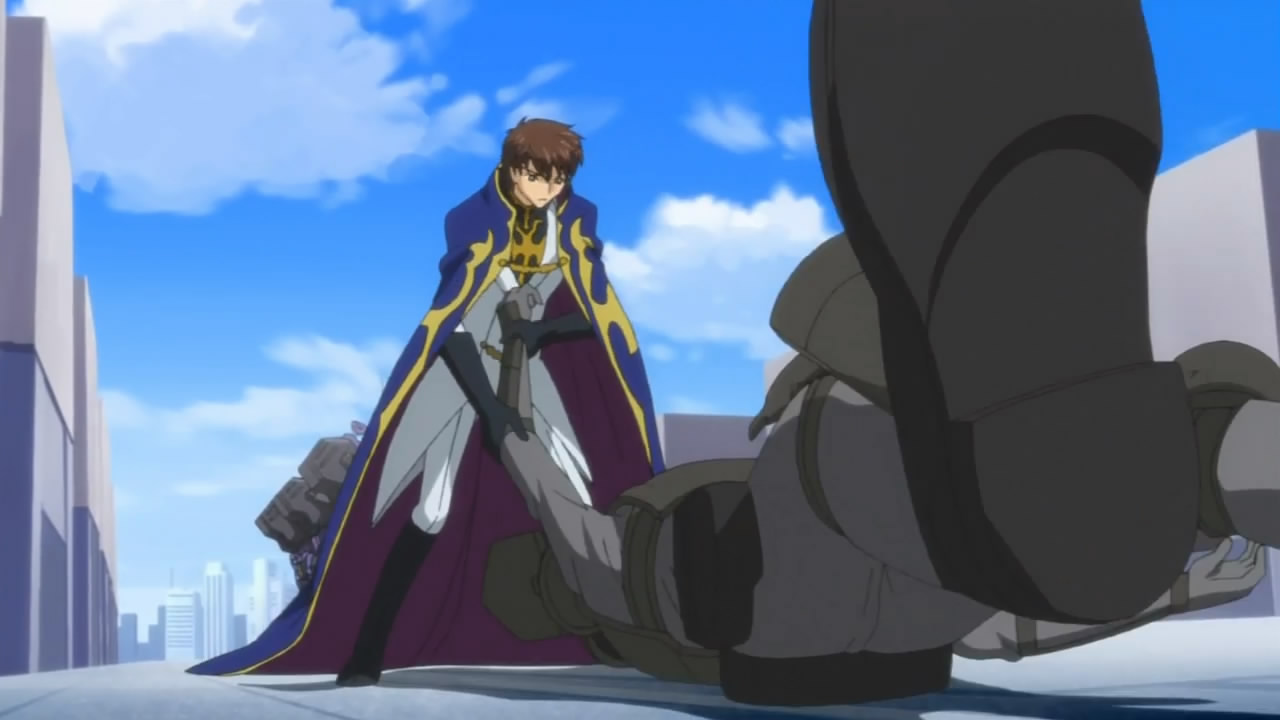 Code Geass R2, Episode 8-What a Twist! - Anime Diet